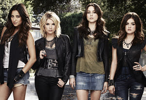 Pretty Little Liars | Photo Credits: ABC Family