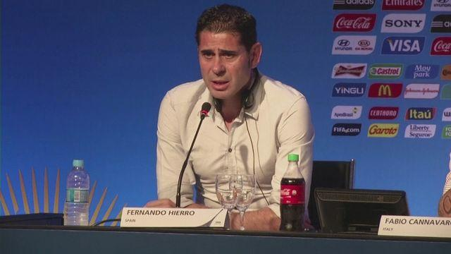 Spain's recent success is best generation in history - Hierro