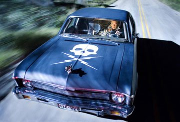 "Kurt Russell in the ""Death Proof"" segment of Dimension Films' Grindhouse"