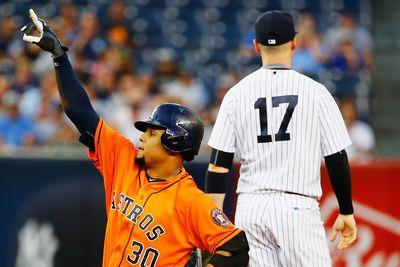 The MLB playoffs kick off with the Astros and Yankees in Baseball Thunderdome