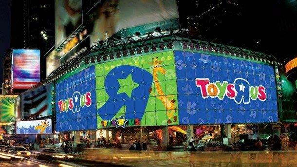 Toys 'R' Us Will Stay Open 87 Straight Hours Before Christmas