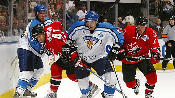 2004 World Cup of Hockey: Canada vs. Finland