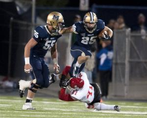 Montana State holds off Stony Brook 16-10
