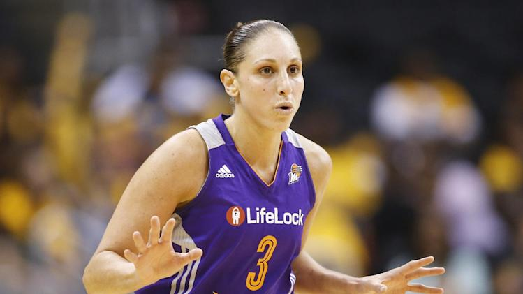 Mercury beat Sparks 86-75 to win playoff opener