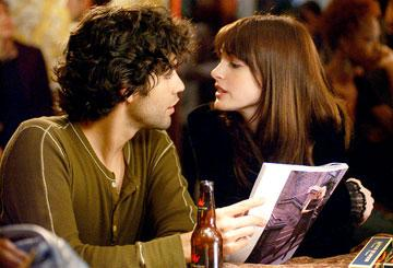 Adrian Grenier and Anne Hathaway in 20th Century Fox's The Devil Wears Prada