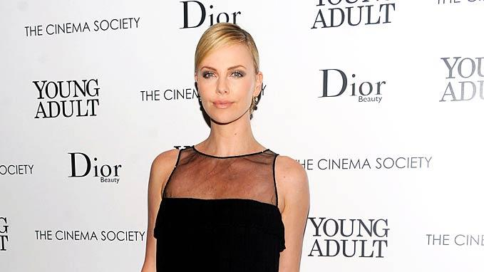 Charlize Theron Young Adult Screening