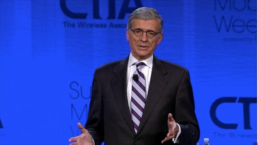 FCC proposal removes hurdle for online TV providers