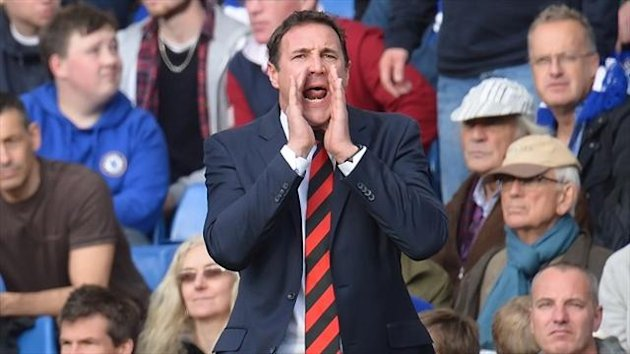 Malky Mackay is now focused on the task of returning Cardiff to winning ways