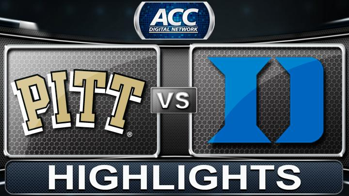 Pittsburgh vs Duke | 2013 ACC Football Highlights