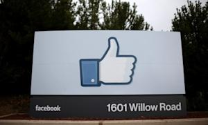 "The Facebook ""like"" symbol at the company's headquarters in Menlo Park, Calif.: The social network is reportedly testing a new button that would appear on websites for retailers like Pottery Barn, giving users the option to ""want"" items and make them show up on their News Feed."