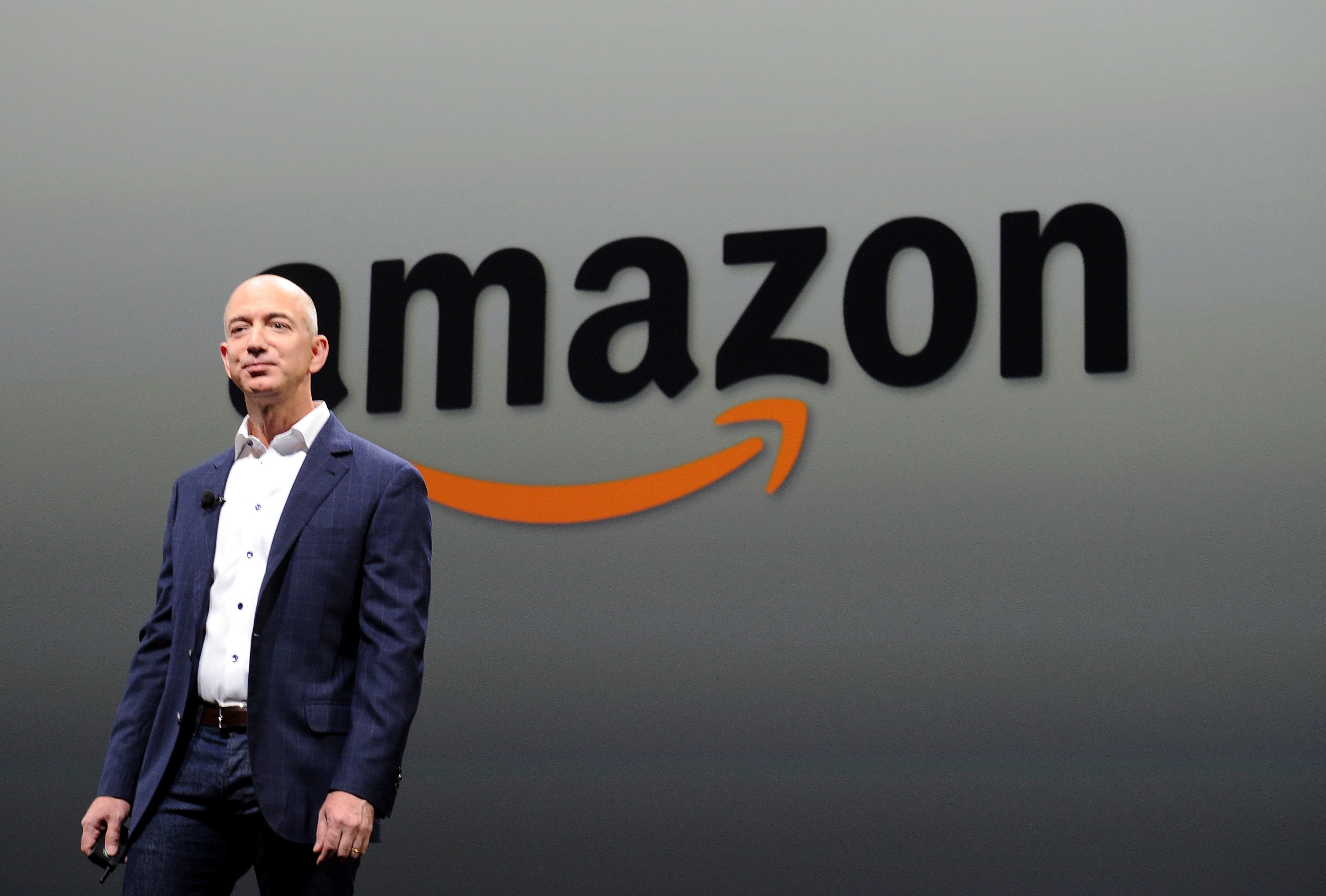 How Facebook and Amazon Killed It and Saved Tech Earnings