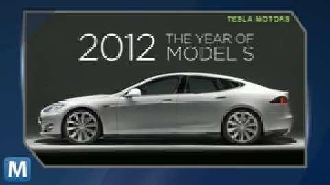 Tesla Model S Named Motor Trend's 2013 Car of the Year
