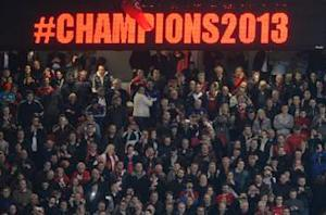 Manchester United confirms open-top bus to parade Premier League trophy scheduled for May 13