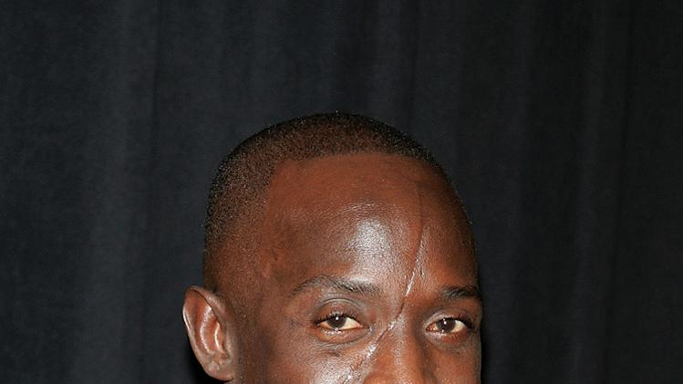 Notorious NY Premiere 2009 Michael K. Williams
