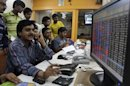 Sensex starts 2013 with gains of over 150 points