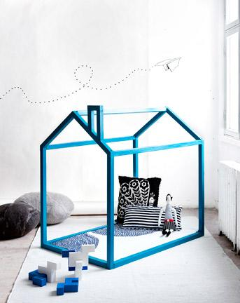 Modern Chic Playhouse