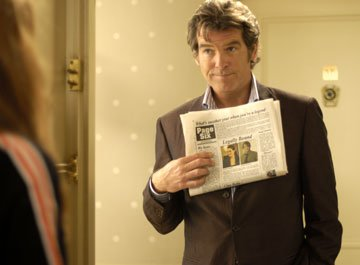 Pierce Brosnan in New Line's Laws of Attraction
