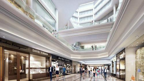 curbedwire : Major Copley Place Mall Renovations to Start This Month
