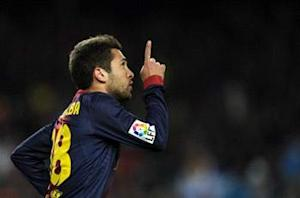 Alba: La Liga title less glamorous with Madrid so far behind
