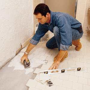 Handymen can do anything from tiling a bathroom to building a room addition.