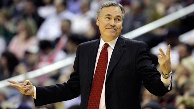BASKET - 2012 - Los Angeles Lakers - Mike D'Antoni