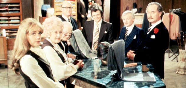 Are You Being Served? actor Frank Thornton dies
