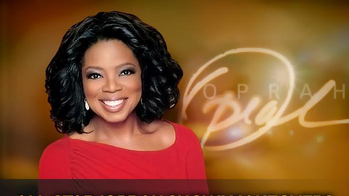Oprah's Makeovers