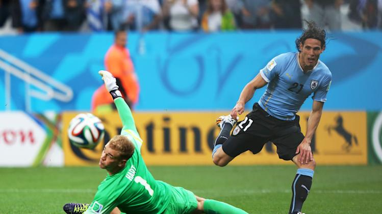 Uruguay v England: Group D - 2014 FIFA World Cup Brazil