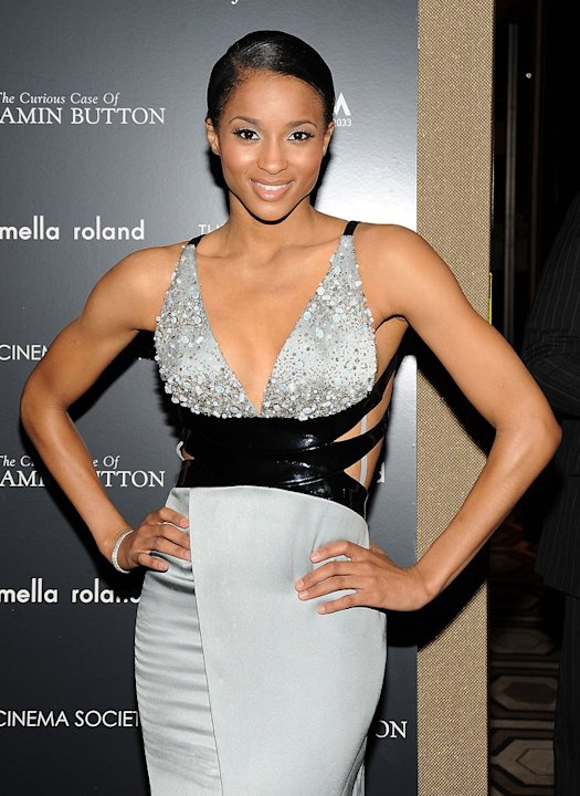 The Curious Case of Benjamin Button Screening 2008 NY Ciara