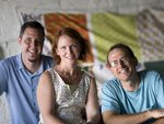 Gart Davis, Kim and Steven Fraser, Spoonflower 
