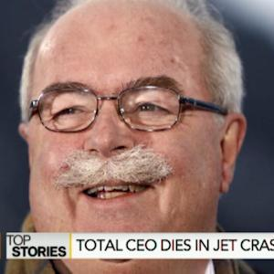 Total CEO de Margerie Dies in Jet Crash in Moscow