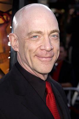 Premiere: J.K. Simmons at the LA premiere of Columbia Pictures' Spider-Man - 4/29/2002