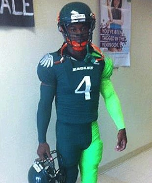 The Atlantic High uniforms, put Futuristic Woo on the map &#x002014; Twitter