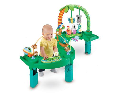 Exersaucer Triple Fun - Jungle by Evenflo