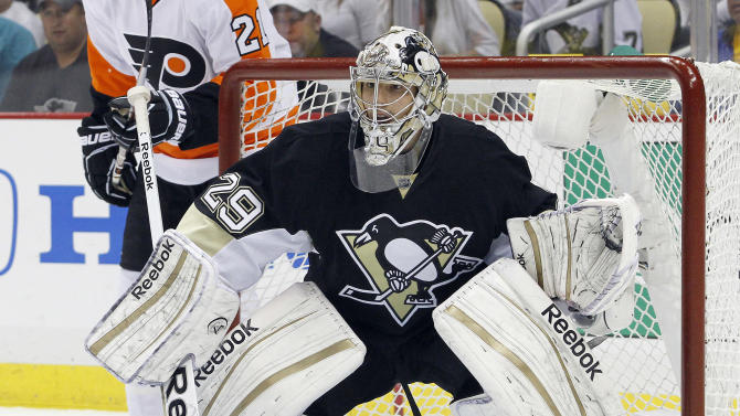 Philadelphia Flyers v Pittsburgh Penguins - Game Five