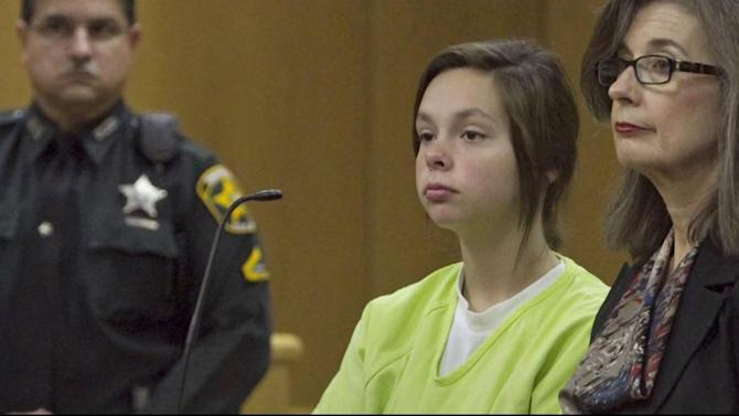 Florida teen describes killing her newborn