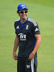 Alastair Cook is expecting a much-improved performance against the West Indies