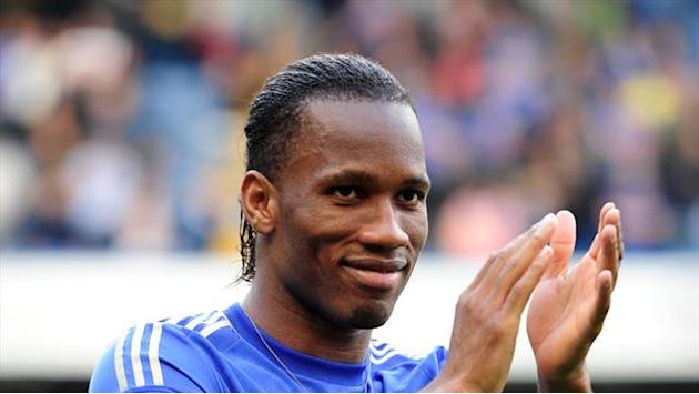 Football - Galatasaray show interest in Drogba