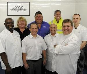 Air Culinaire Prepared for London Olympics