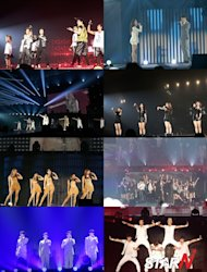 JYP NATION quakes Japan with their show