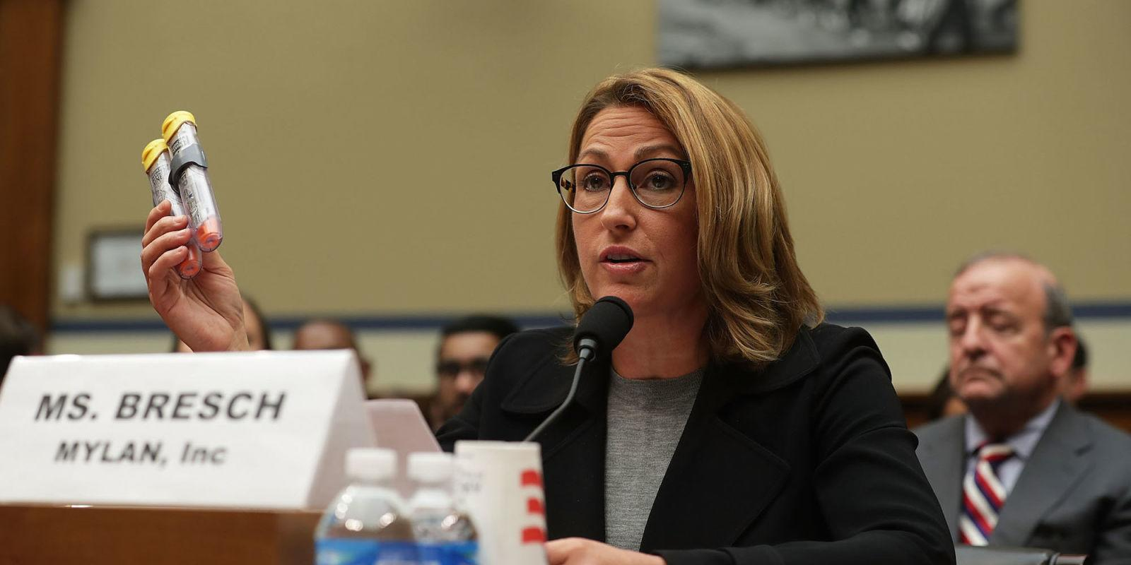 How Does This EpiPen Story Keep Getting Worse?