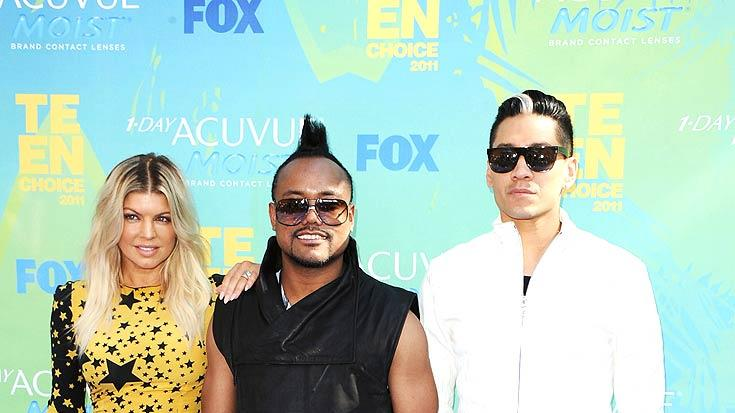 Black Eyed Peas Teen Choice Awards