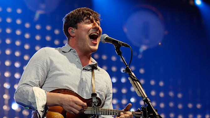 Mumford And Sons Perform At The 02 Arena