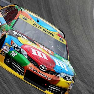 Busch: Quick time is good, but a lot can happen