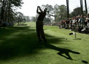 File photo of Augusta National's famed Eisenhower Tree at Augusta National Golf Club in Augusta