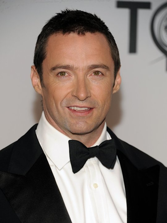 FILE - This June 10, 2012 file photo shows actor Hugh Jackman arriving at the 66th Annual Tony Awards in New York. Jackman will host the world's largest short film festival called Tropfest when it com