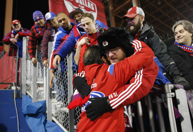 MLS: Montreal Impact at FC Dallas