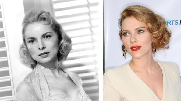 FILE PHOTO:  Scarlett Johansson To Play Janet Leigh In Biopic Role
