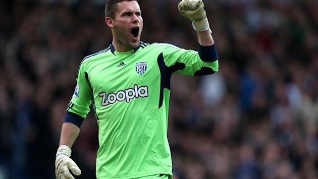 Ben Foster, pictured, wants to work with Roy Hodgson again