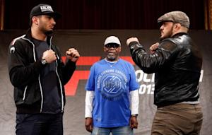 Gegard Mousasi Has 'a Lot to Lose' at UFC on Fuel TV 9